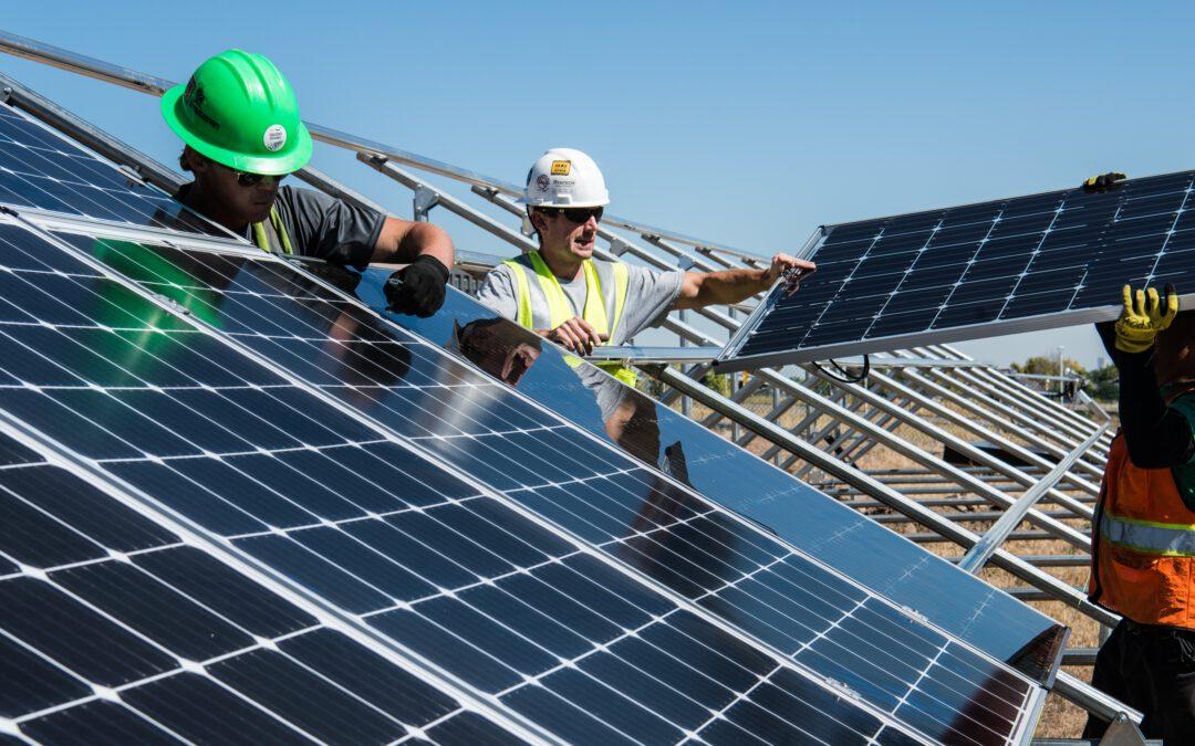 Kan ik met zonnepanelen een beter energielabel halen?